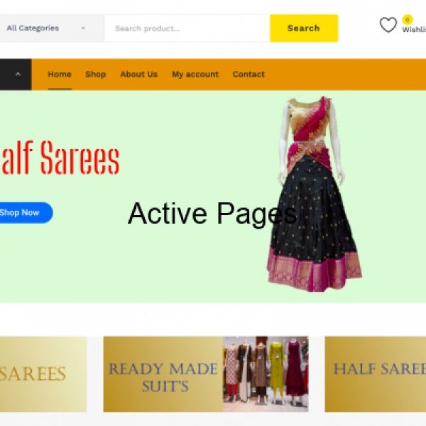 Best Saree and Dress Collections - 1